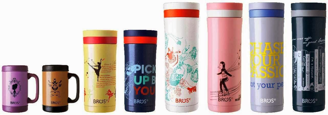 BROS Mug2Go, safe water bottle, BROS e-Store, safe water bottle BROS e-Store