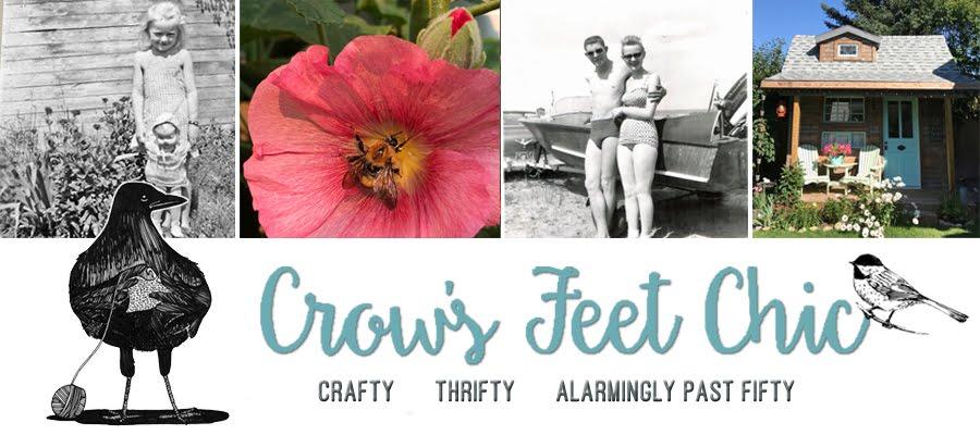 Crow's Feet Chic