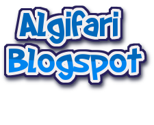 Algifari Blogspot