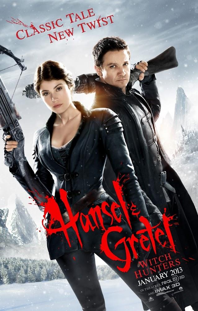 ตัวอย่างหนังใหม่ : Hansel and Gretel: Witch Hunters (นักล่าแม่มดพันธุ์ดิบ) ซับไทย poster