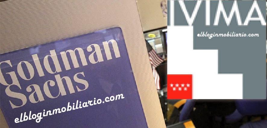 Ivima Goldman Sachs elbloginmobiliario.com