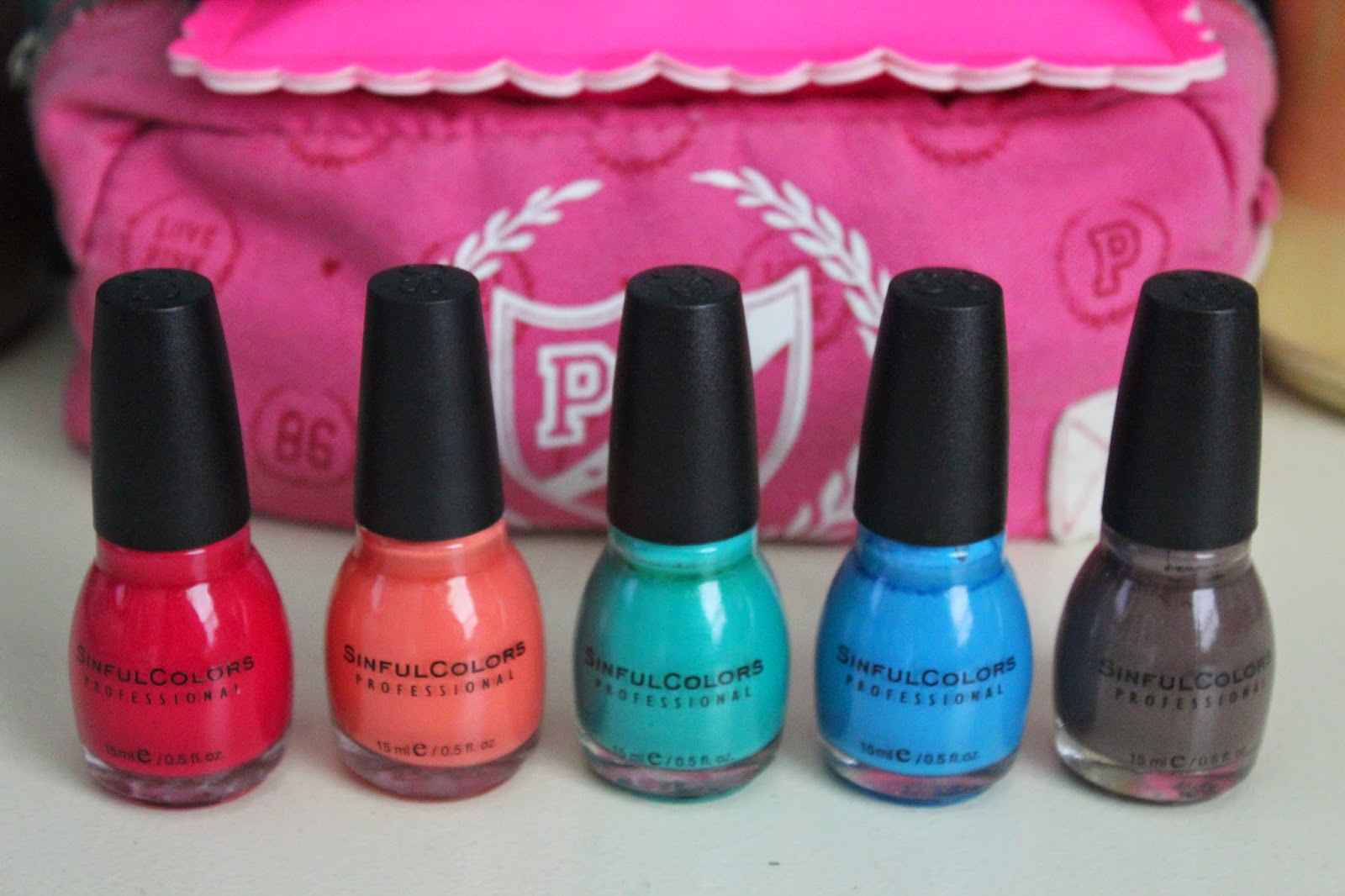 nail polish, summer nail polish, top 5 summer nail polish, sinful colors, summer, beauty makeup, nail polish, summer nails,