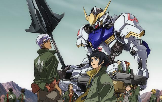Mobile Suit Gundam: Tekketsu no Orphan