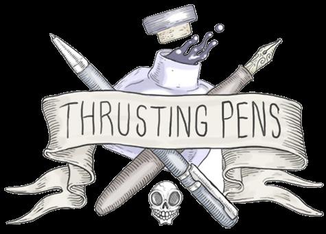 Thrusting Pens