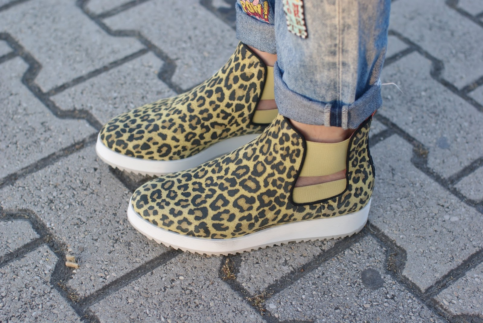 181 shoes, leopard ankle boots, uno8uno shoes, Fashion and Cookies