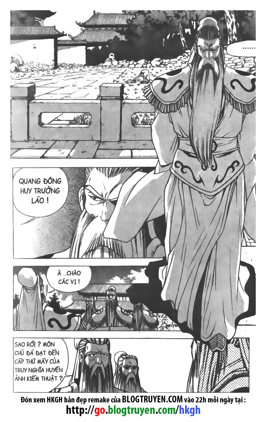 xem truyen moi - Hiệp Khách Giang Hồ Vol26 - Chap 177 - Remake