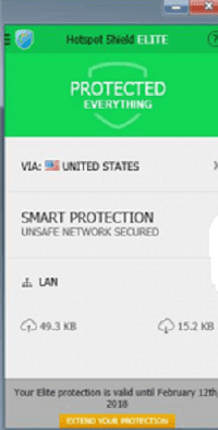 Hotspot Shield Vpn Elite Edition 5.20.5 PC 1