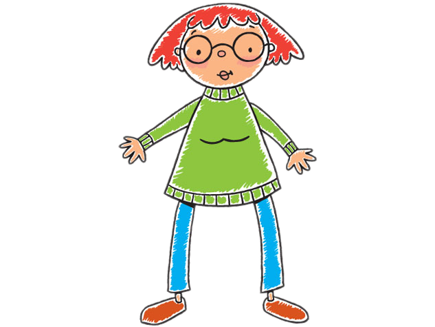 1 Cartoon Character : Cartoon characters pinky dinky doo png