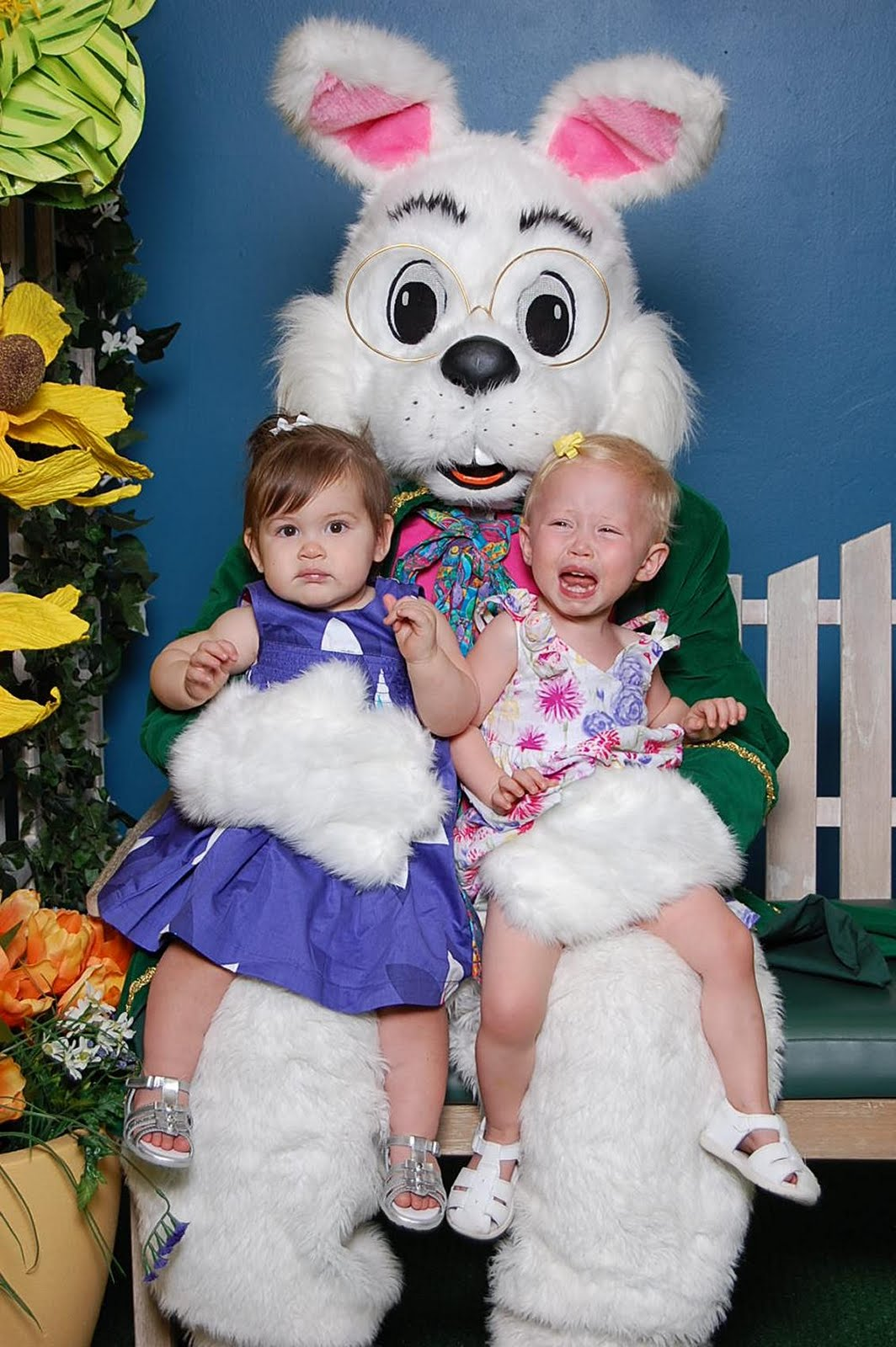 the better half blogs easter bunnies crying kids and