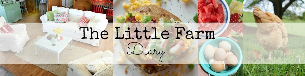 the little farm diary