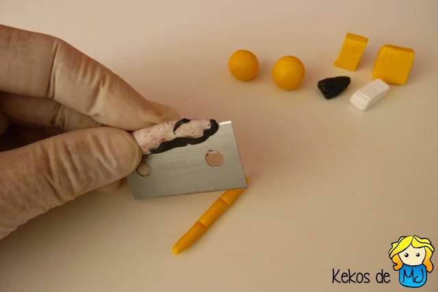 Tutorial fimo Jake