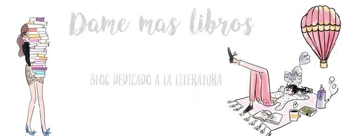 Dame mas libros