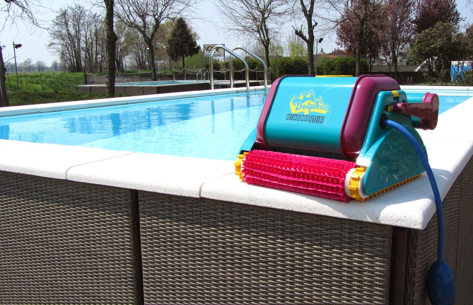 Pulizia del fondo senza fatica piscine laghetto news blog for Pulizia laghetto