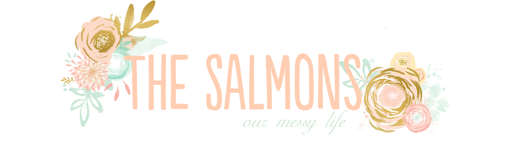 we are the salmons.