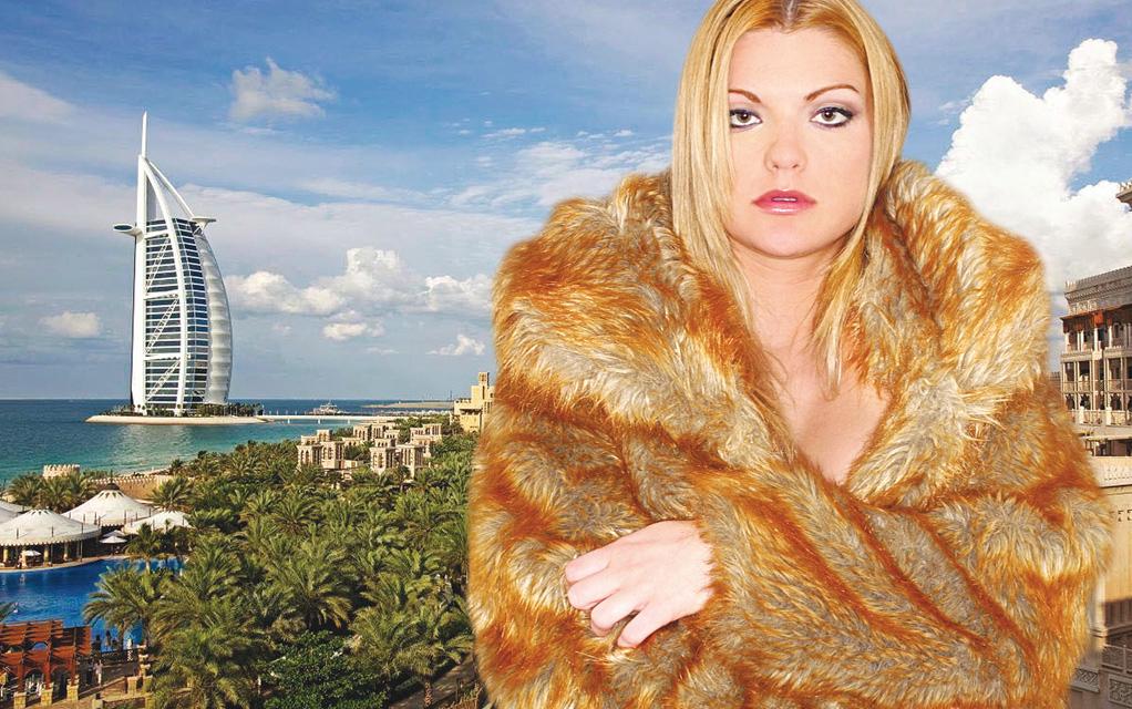 Η κρίση «εκαψε» την ελληνική γούνα στο Ντουμπάϊ - Συνέντευξη του προέδρου των γουνοποιών Ντουμπάι στο ΕΘΝΟΣ