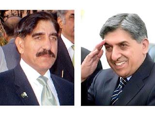 Director Generals of ISI
