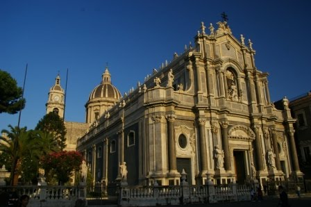 Catania, Sicilia, Italia
