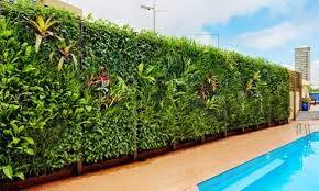 Jardines verticales de distintos modelosdeco hogar for Plantaciones verticales