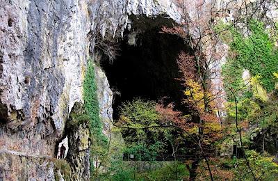 Grutas de Skocjan – Eslovênia