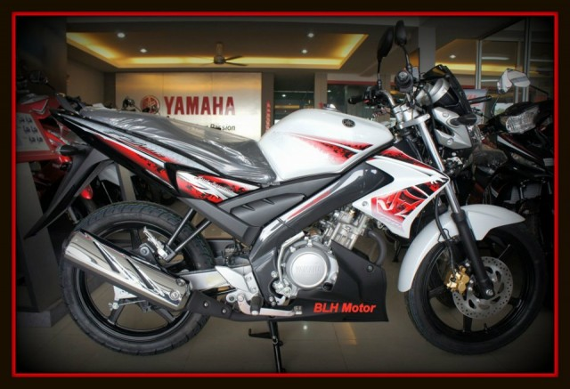 New FZ150i Rasa V-ixion Spesial Edition (SE)