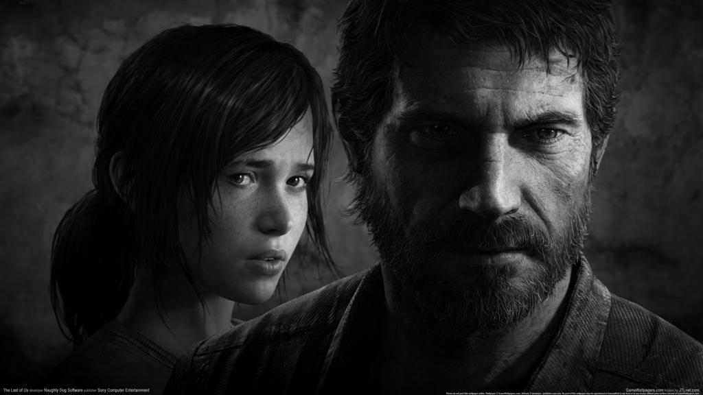 The Last of Us HD & Widescreen Wallpaper 0.353311342621843