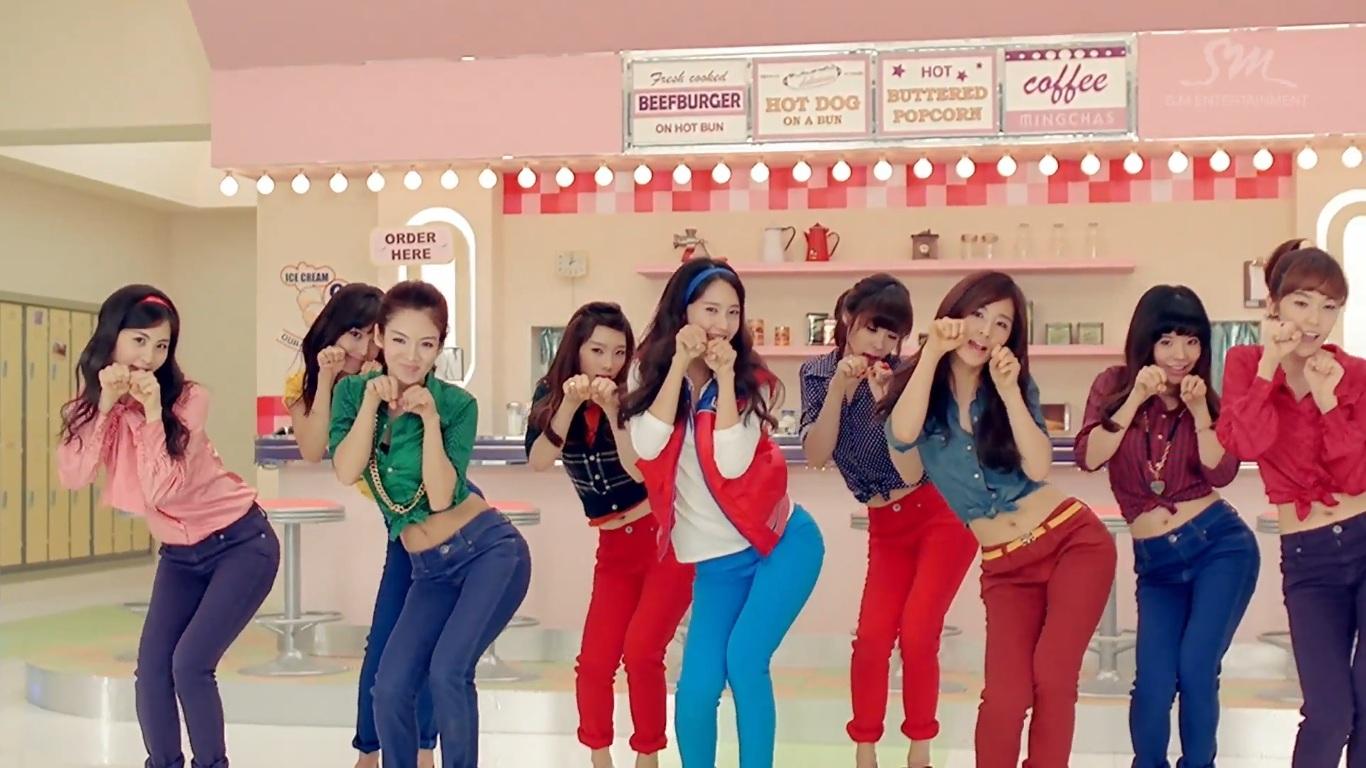 Girls Generation Wallpaper Dancing Queen Girl Generation Dancing Queen