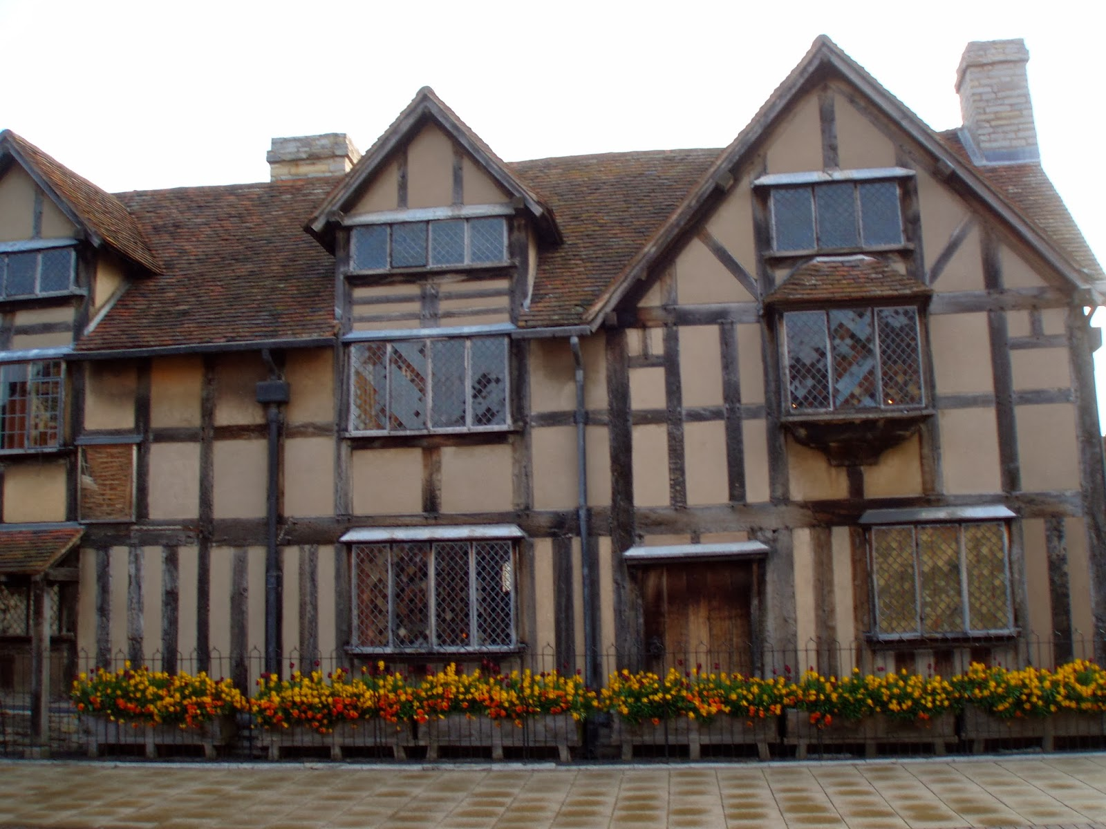 Shakespeare's Birthplace home