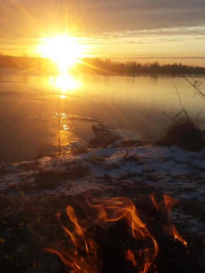 Lielās dienas saullēkts