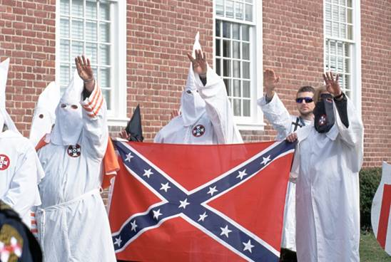 the emergence and atrocities committed by the notorious ku klux klan