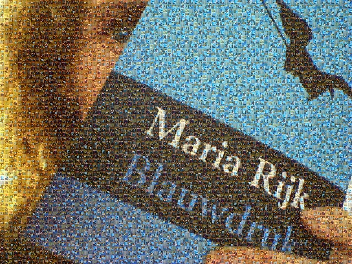 Blauwdruk Maria Rijk
