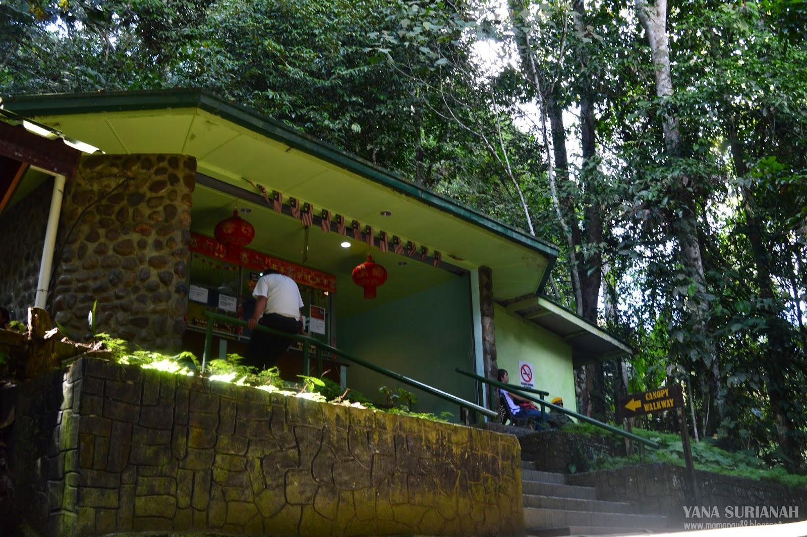 Titian Kanopi Ranau Sabah