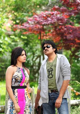 samantha and pavan kalyan Attarintiki daredi movie latest stills
