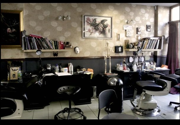 Tattoo shop interior design ideas joy studio design for Fayetteville tattoo shops