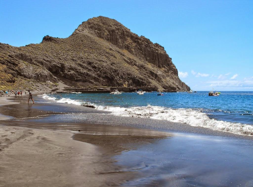 Playa de Antequera. Tenerife