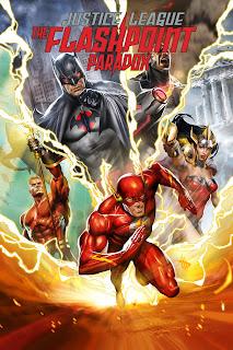 Liga de la Justicia: La Paradoja del Tiempo  (2013) pelicula hd online