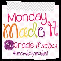 http://4thgradefrolics.blogspot.com/2014/06/monday-made-it-weekly-kick-off.html