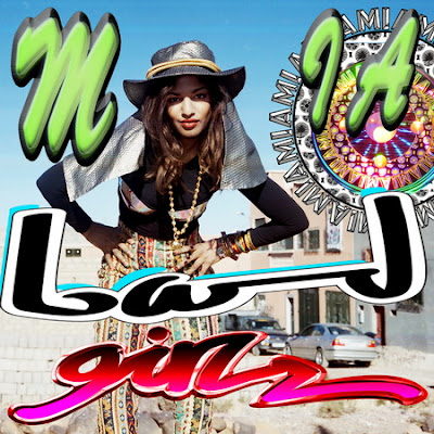 M.I.A. - Bad Girls Lyrics