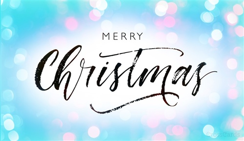 CHRISTMAS 2017 / 2018