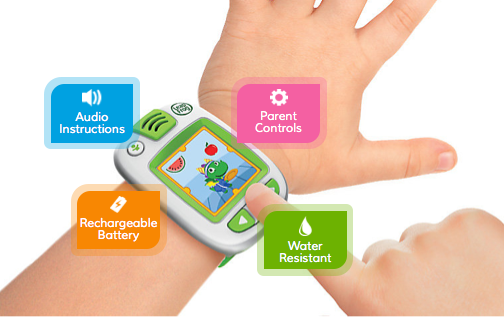 LeapFrog LeapBand Kids Fitness and Activity Tracker Reviews