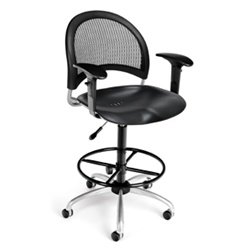 OFM Moon Drafting Chair
