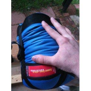 lightweight sleeping bag image