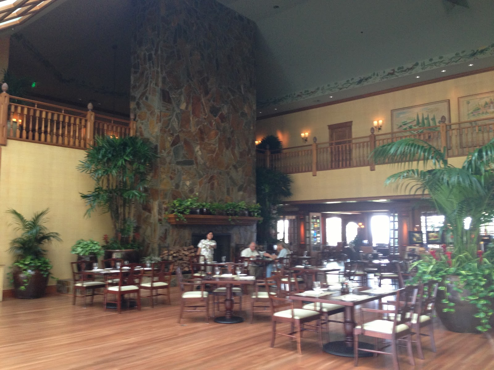 Taste of hawaii the lodge at koele terrace dining room for The terrace hall
