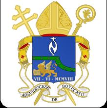 Site da Arquidiocese de Sant' Ana de Botucatu