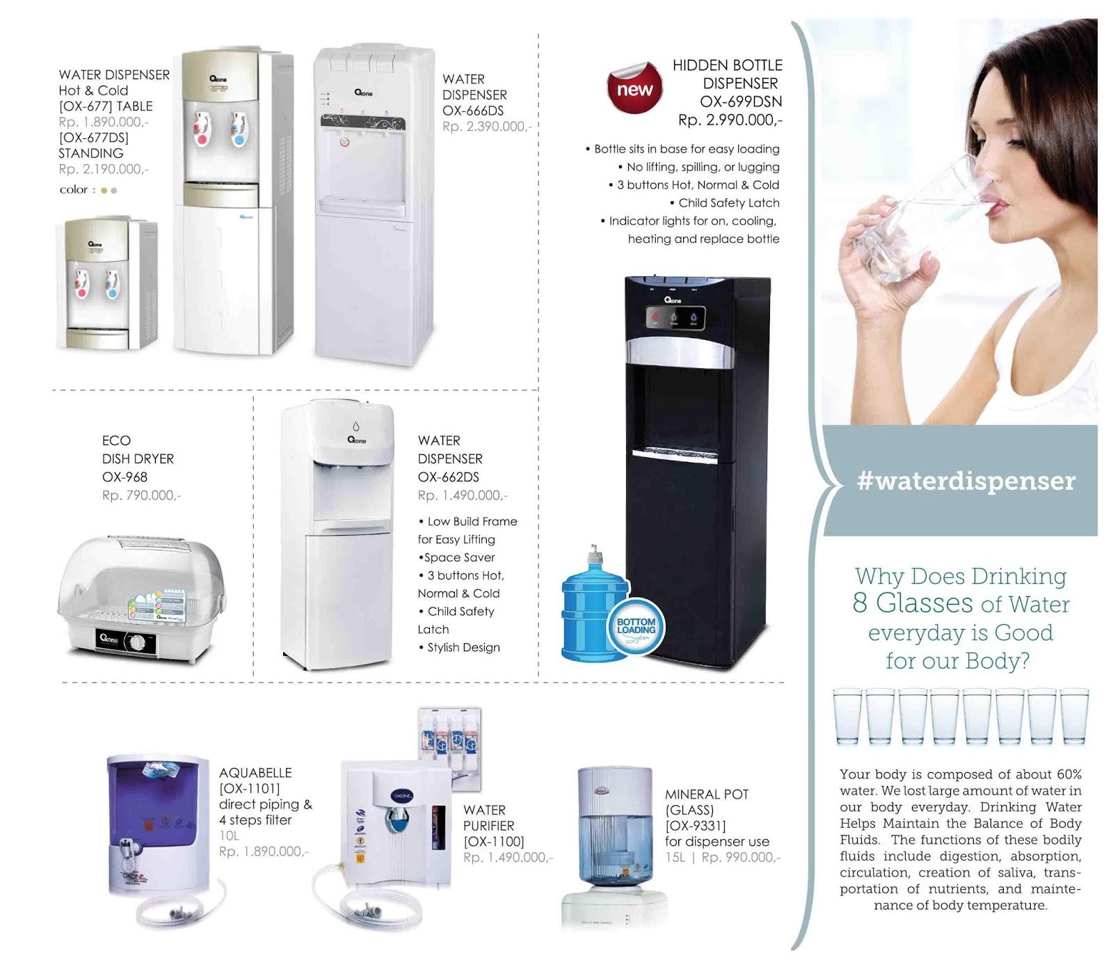 Katalog Oxone Dapur Kita Ox 815n Air Cooler
