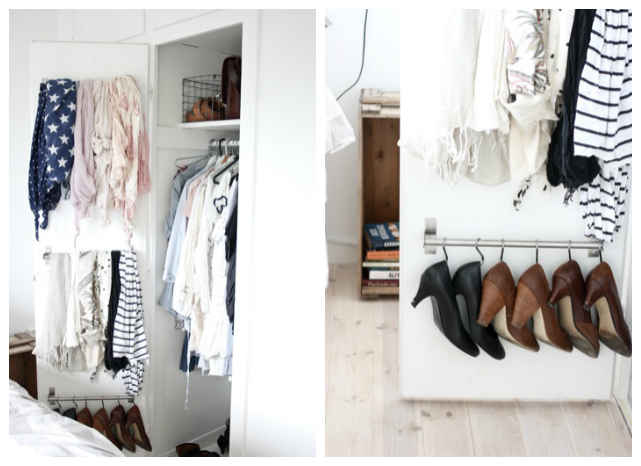 ropero ordenar organizar ropa