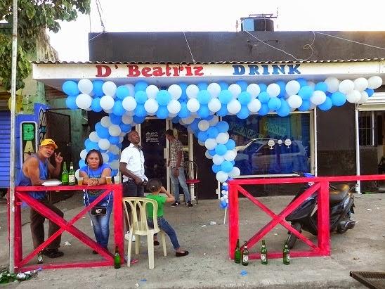 Drink D* Beatriz, un rinconcito de Arroyo Cano en la capital