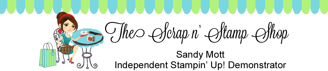 The Scrap n' Stamp Shop