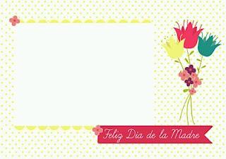 Tarjetas Feliz Dia de la Madre para Imprimir