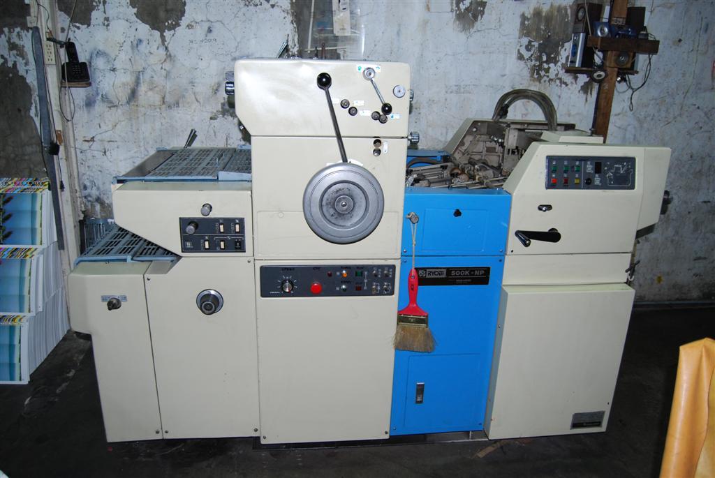 Ryobi 500k np offset machine with auto numbering system ryobi 500k ryobi 500k np offset machine with auto numbering system publicscrutiny Images