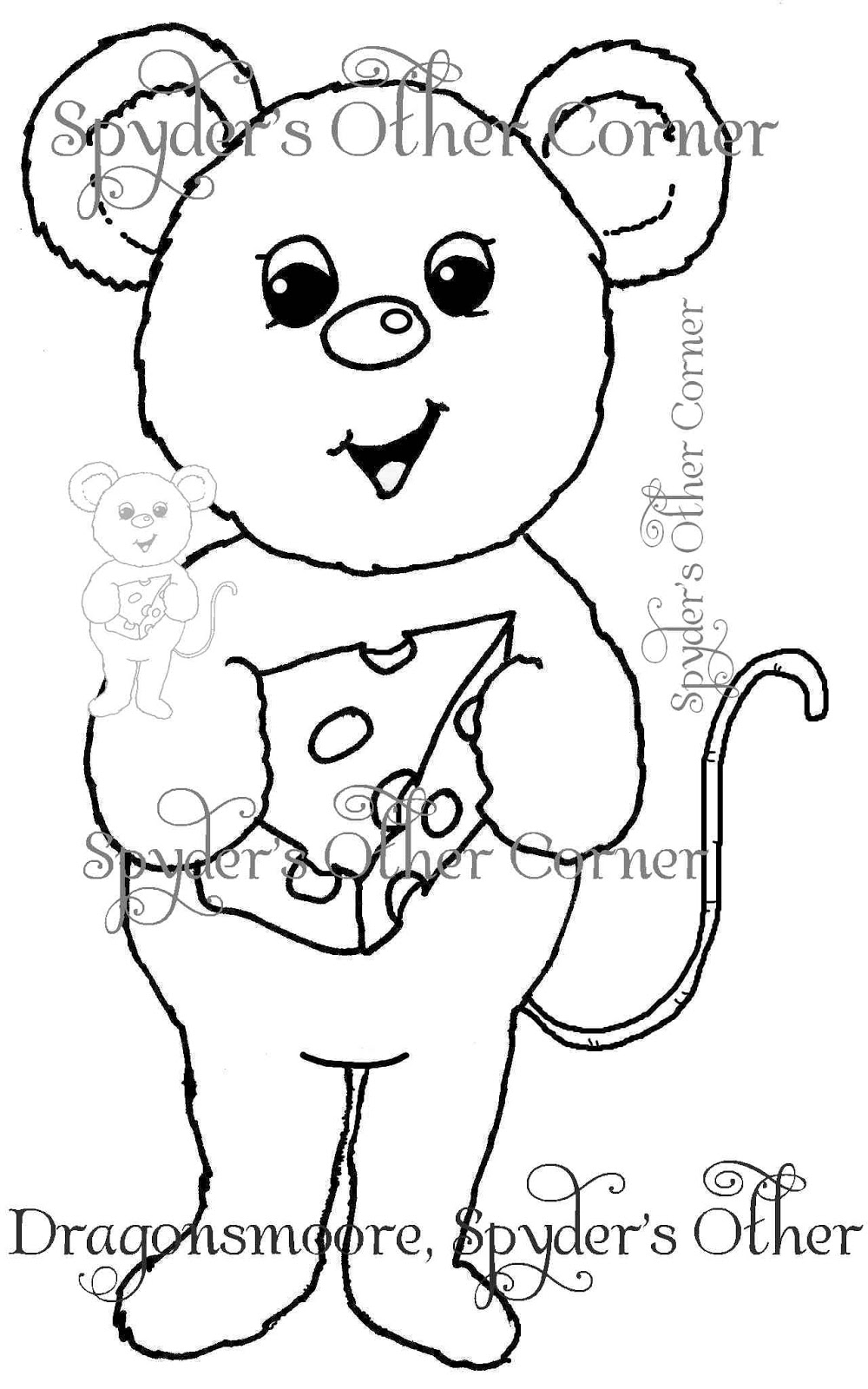 Free Coloring Pages Of Mouse A Cookie If You Give A Mouse A Cookie Coloring Pages